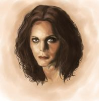 Ville Valo by Hyanide