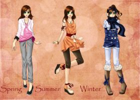 Contest: Outfits by Lijuna