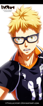 Tsukishima The MVP - Haikyuu!! by IITheLuciferII