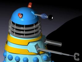 Movie Dalek, II by Ralphmax