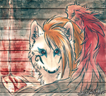 Nora .:. BloodLine by WhiteSpiritWolf