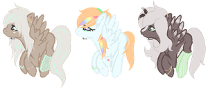 Pony-fy Entries by Necrophilifox