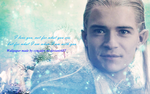 Legolas Wallpaper by cynjader
