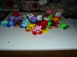 KIRBY- Palooza! by Dreamcraft-Studios