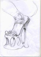 shoe ? by Bielegraphics