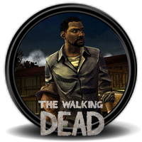 The Walking Dead (Game) - Icon by Blagoicons