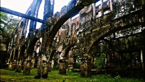 The Ruins by Ffhhh