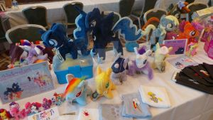 PonyCon Stall by Pinkamoone