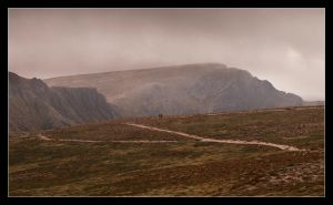 Northern Corries, Cairn Gorm by ExSLR