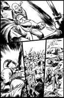TEUTON: Volume 1 - 10 by ADAMshoots