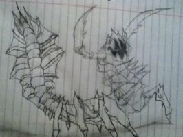 scorpian thing by butterflykisses314
