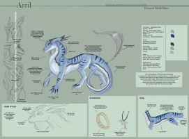 Arril - Character Sheet by Ulario