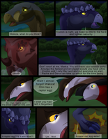 ReHistoric: Book 1: Page 15 by albinoraven666fanart