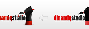 dinamiq studio redesign by visanppx