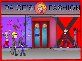 RussoTrot Inevitabilities 2: Paige's Fashions by Russotrot