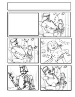 Robot Manny Preview Page 1 by Moebocop