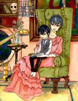 His Butler: His Family by Voishen