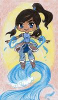 Korra by Melody-in-the-Air