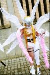 Angewomon. by LeydaCosplay