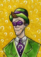 Riddler - 1 by N-SimpleIdiot
