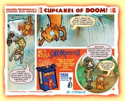 Cupcakes of DOOM part 6 by raisegrate