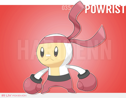 035 Powrist by harikenn