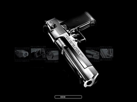 Desert eagle bootskin by AndyClaro