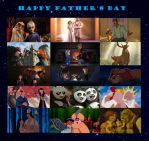 Happy Father's Day 2015 by DarkMousyxKagome