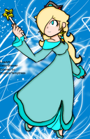 Rosalina In Color by MysticalTemptress
