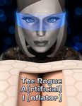 The Rogue AI by colortwist