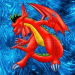 American Dragon: Dragon by Pink-Shimmer
