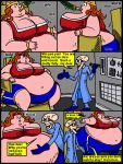 pigs pg. 6 by WillixArtist