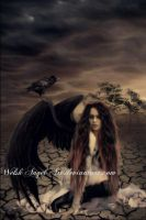 *angel of darkness* by WelshAngelArt