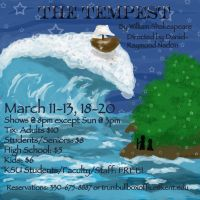 The Tempest by AllysonArtwork