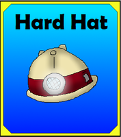 Hard Hat Item Card by Dianamond