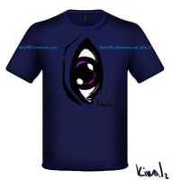 Third eye t-shirt-commission by kika1983
