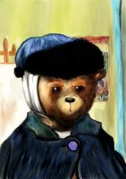 Vincent Van Bear by SirCassie