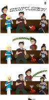 Bolin's new girlfriend p8 by vick330