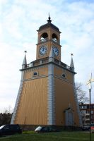 Bell tower 2 by CAStock
