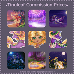 Commission - Points or Paypal by tinuleaf