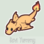 Chibi Charizard by SeviYummy