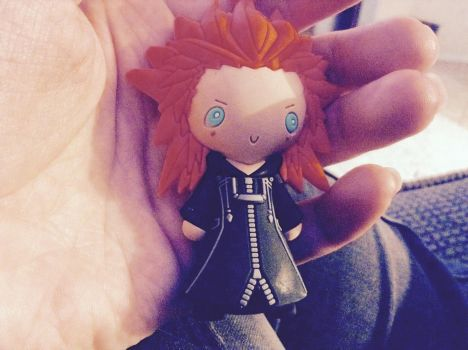 AXEL KEYCHAIN!! by MNS-Prime-21