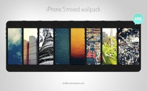 iPhone 5 mixed wallpack 06 by kirill0v
