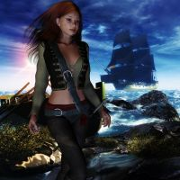 Pirates Reef by jamesf83