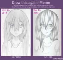 Meme  Before And After by MeryNaito
