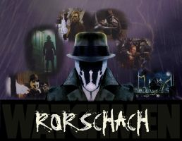 Rorschach Wallpaper by REJ-74