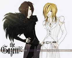 Uruha _ ABYSS/LUCY vs. REGRET by KaZe-pOn