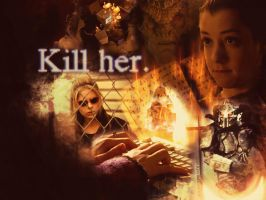 Kill Her by RevelloDrive1630
