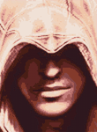 Ezio Cross Stitch Pattern Preview by shingorengeki