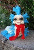 Labyrinth Worm by ZombieVoltaire